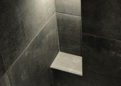 osvícení koupelny