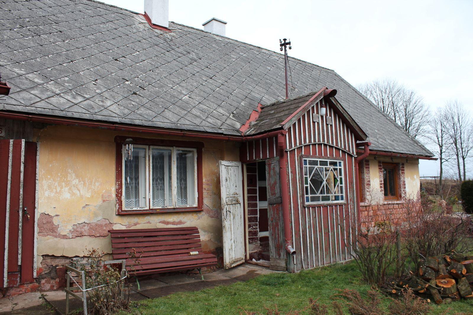 Dům před rekonstrukcí, jndesign